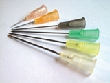 Picture for category HIDODERMIC NEEDLES