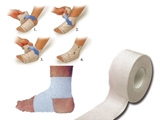 Show details for FABRIC SPORT TAPE 14m x 5cm - for ankle 12 psc
