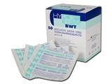 Vairāk informācijas par Sterils plāksteris BWT 8x6 cm 50 gab