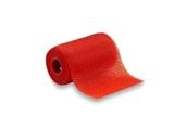Vairāk informācijas par IMOBILIZĒŠANAS PUSSTINGRS PĀRSĒJS 3M 7.5cm x 3.65 m-sarkans( 10gb)
