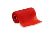 Show details for SOFTCAST 3M 10 cm x 3.65 m - red(box for 10)