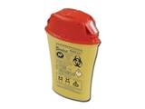 Vairāk informācijas par Drošības konteiners  0,4 l - 12.3 x 6.2 x h 16.5 cm 1gab