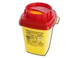 Vairāk informācijas par Drošības konteiners  3 l - 16.7 x 16.7 x 22.2 h  1gab