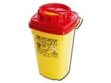 Vairāk informācijas par Drošības konteiners  4 l - 16.7 x 16.7 x h 28.5 cm 1gab