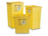 Vairāk informācijas par Drošības konteiners 30 l - ar vienu vāku