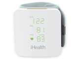 Show details for iHEALTH VEW BP7S BLOOD PRESSURE MONITOR - wrist with display