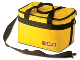 Show details for THERMAL BAG - yellow nylon