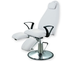 Show details for PODOLOGY MECHANICAL CHAIR - white