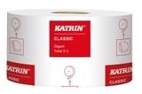 Vairāk informācijas par KATRIN Classic Gigant S 2 tualetes papīrs ruļļos, 2-slāņu, 200 m, balts, perforēts , 12 ruļļi/ iepakojumā