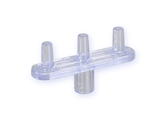 Show details for MULTI-INJECTOR CONNECTORS - straight - 3 way-out, 50 pcs.