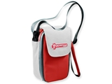 Show details for MEDI-POCKET INSULATED BAG - red/white N1