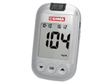 Показать информацию о GIMA GLUCOSE MONITOR mg / dL - метр, только - GB, IT, SE, FI, 1 шт.