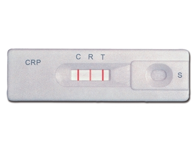Picture of CRP TESTS - daļēji kvantitatīvs, 20 gab.