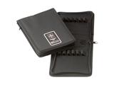 Show details for MINI VIALS BAG - black nylon zip