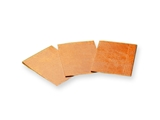 Show details for FOLDED NAPKINS - 33x45 cm orange, 500 pcs.
