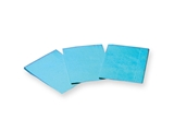Show details for FOLDED NAPKINS - 33x45 cm light blue, 500 pcs.