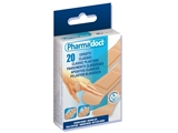 Show details for PHARMADOCT CLASSIC PLASTERS 7x2 cm - carton of 12 boxes of 20