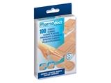 Показать информацию о PHARMADOCT CLASSIC PLASTERS, 6 РАЗНЫХ РАЗМЕРОВ - в упаковке 100 шт