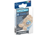 Show details for PHARMADOCT PLASTERS WITH HEMOSTATIC GAUZE - carton of 12 boxes of 20
