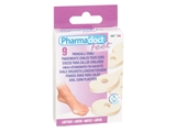 Show details for PHARMADOCT OVAL CORN PLASTERS - carton of 12 boxes of 9