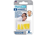 Show details for  PHARMADOCT EAR PLUGS - carton of 12 boxes of 4