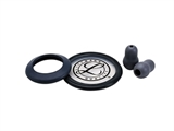 Show details for  LITTMANN KIT 40006: DIAPHRAGM+RIM+BELL SLEEVE+EARTIPS for Classic II SE - BLACK- blister