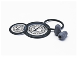 Show details for  LITTMANN KIT 40004: 2 DIAPHRAGMS+2 RIMS+BELL SLEEVE+EARTIPS for Cardiology III - grey - blister