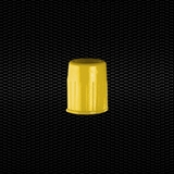 "Show details for ""VACU RE CAP®"" yellow stopper for reclosing of vacuum tubes Ø 13 mm 100pcs"