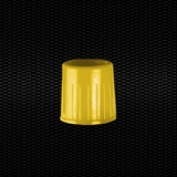 "Show details for ""VACU RE CAP®"" yellow stopper for reclosing of vacuum tubes Ø 16 mm 100pcs"