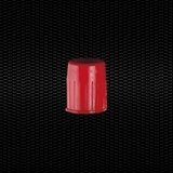 "Show details for ""VACU RE CAP®"" red stopper for reclosing of vacuum tubes Ø 13 mm 100pcs"