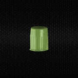 "Show details for ""VACU RE CAP®"" light green stopper for reclosing of vacuum tubes Ø 13 mm 100pcs"
