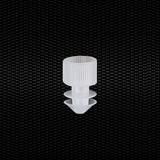 Vairāk informācijas par Balts Spārnots aizbāznis mēģenēm Ø 12-13 mm 100gb