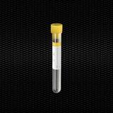 Vairāk informācijas par Sterila polipropilēna cilindriska mēģene 12x86 mm 5 ml ar dzeltenu aizbāzni un dzeltenu etiķeti 100gb