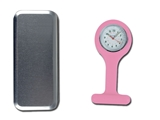 Show details for SILICONE NURSE WATCH - pink, 1 pc.