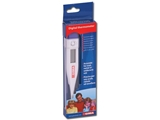 Show details for GIMA DIGITAL THERMOMETER °F - hang box, 1 pc.