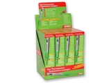 Show details for GIMA DISPLAY OF ECOLOGICAL THERMOMETER with shake-down aid, 24 pcs.