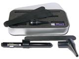 Показать информацию о DELTA LED отоскоп - черный, 1 шт.