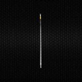 Show details for Disposable plastic pipette 1 ml sterile graduation 1/100 100pcs