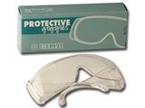 Vairāk informācijas par POLYSAFE MEDICAL - aizsargbrilles, - viena kaste, 1 gab.