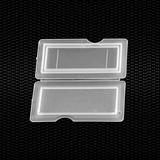 Vairāk informācijas par Vienvietīga polipropilēna slīdrāde ar 50x100 mm lielu aizdari 26x76 mm  100gab.