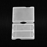 Show details for 2 places polypropylene slide mailer with snap closure 72x85 mm for 26x76 mm slides 100pcs