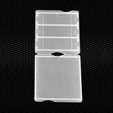 Show details for 3 places polypropylene slide mailer with snap closure 100x84 mm for 26x76 mm slides 100pcs