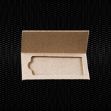 Show details for 1 place cardboard slide mailer for 26x76 mm slides 100pcs