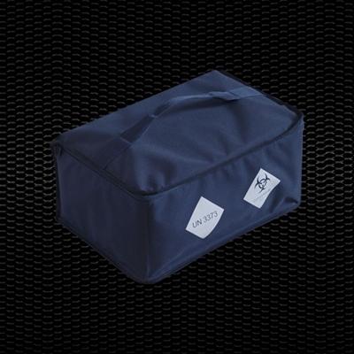 """Picture of Izotermiska soma """"BIO BAG"""" paraugu pārvadāšanai, izmēri 45x27x20 cm, soma 3 konteineriem, 1 gab."""