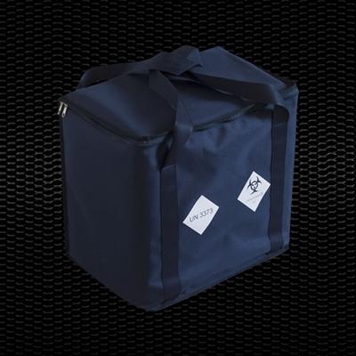 """Picture of Izotermiska soma """"BIO BAG"""" paraugu pārvadāšanai ar plecu somu, izmērs 45x27x40 cm, soma 6 konteineriem, 1 gab."""