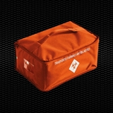 Show details for Orange isothermal bag for the transport of chemotherapy drugs, dimensions 45x27x20 cm, 23 Lt vol. 1pcs
