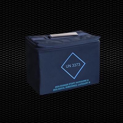 """Picture of Izotermiska soma """"BIO BAG"""" paraugu pārvadāšanai, izmēri 36x19x26h cm 1gab"""