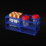 Show details for Internal sponge for the transport of nr. 78 test tubes Ø 13-16 mm and for the transport of test tubes swabs 1pcs