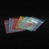 Vairāk informācijas par Oranža polietilēna parauga transporta soma 160x180 mm ar dokumentu maisiņu 160x230 mm 1000gab