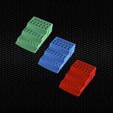 Показать информацию о Полипропиленовый держатель для микропробирок 100шт